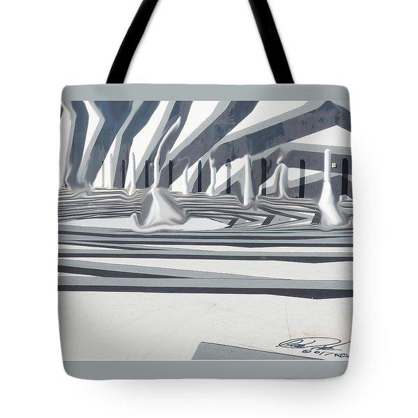Pawns Tote Bag