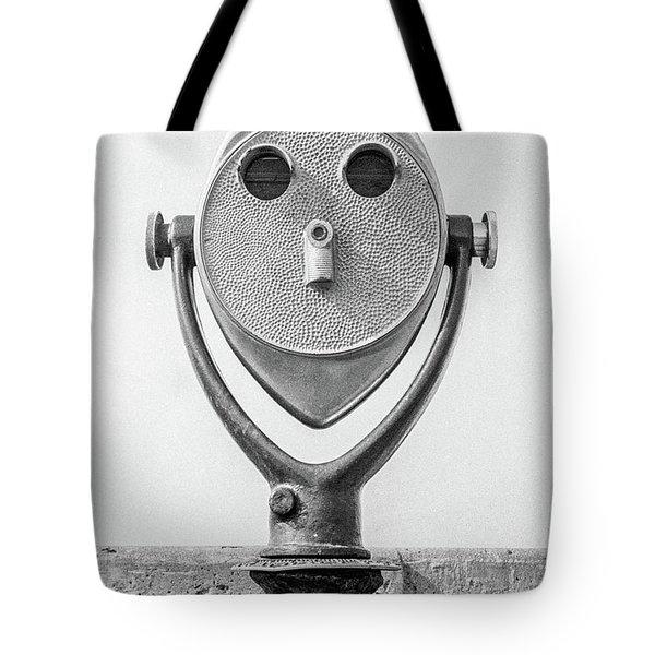 Pay Per View Tote Bag