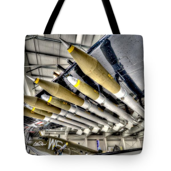 Payload 3 Tote Bag
