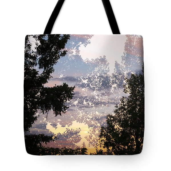 Paynotn Sunset Tote Bag by Ellery Russell