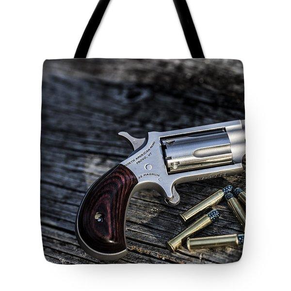 Pea Shooter Tote Bag