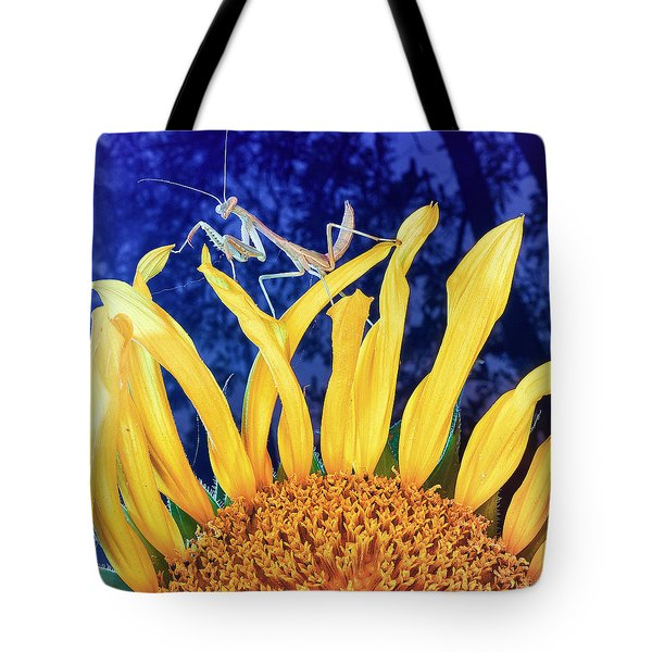Peace Brings Death Tote Bag