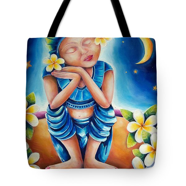 Peace Tote Bag by Deb Broughton