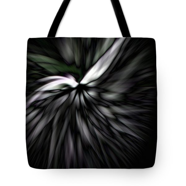 Peace Dove Tote Bag by Lauren Radke