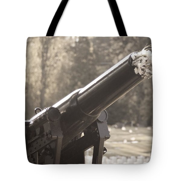 Tote Bag featuring the photograph Peace by Erin Kohlenberg