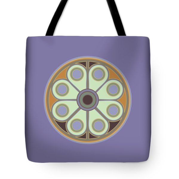 Peace Flower Tote Bag