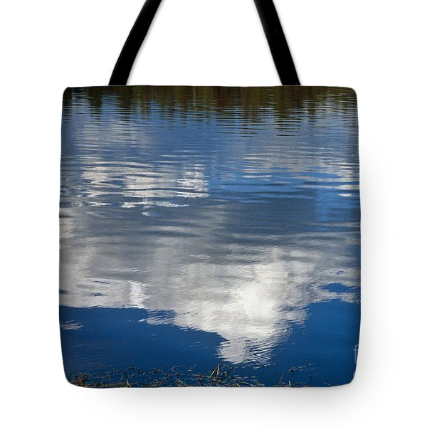 Peace Tote Bag by Kathy McClure