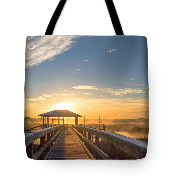 Tote Bag featuring the photograph Peace by Margaret Palmer