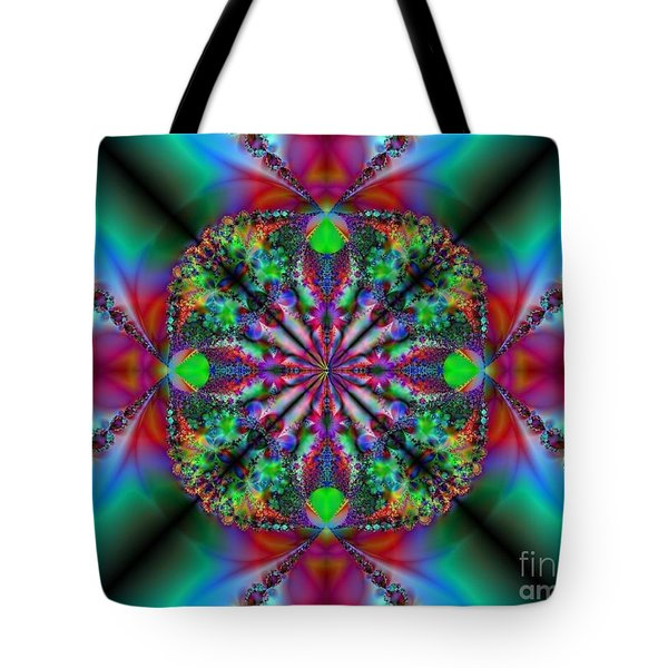 Peace Of Mind Tote Bag by Misha Bean