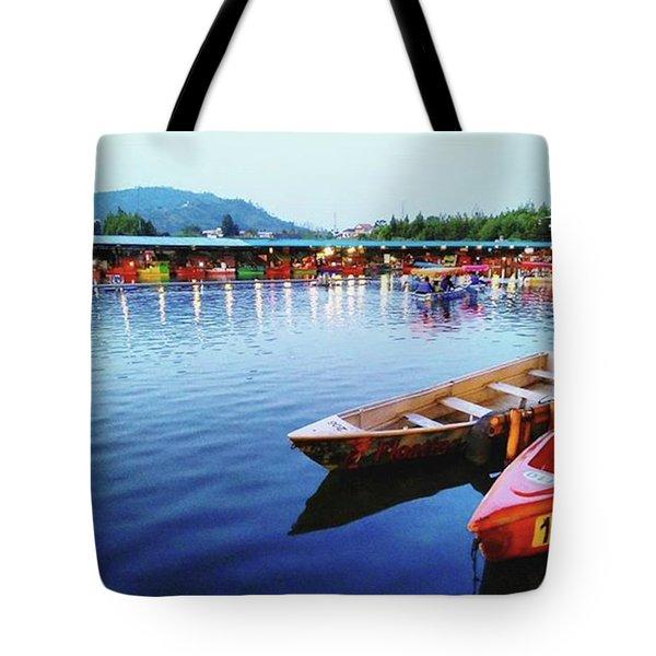 Peace Of Mind Tote Bag