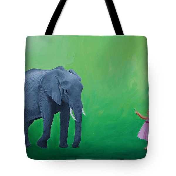 Peace Offering Tote Bag