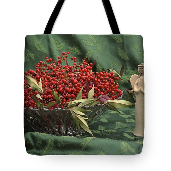 Peace Tote Bag by Sandy Molinaro