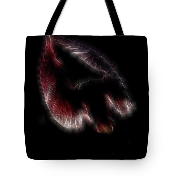 Peace Surpassing Tote Bag by William Horden