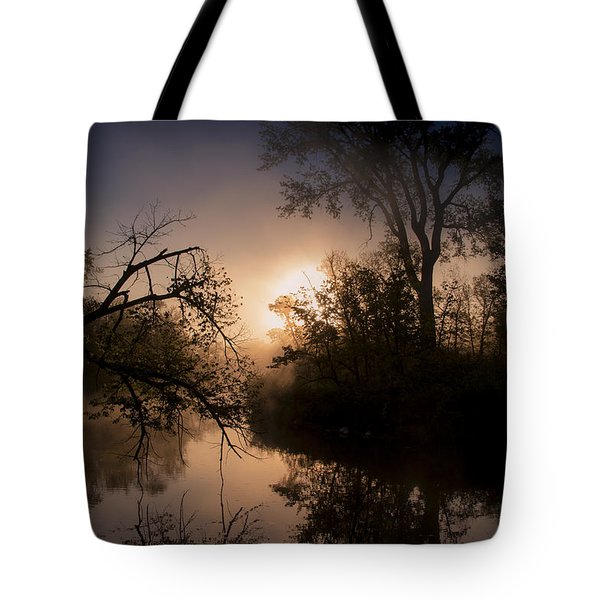 Peaceful Calm Tote Bag
