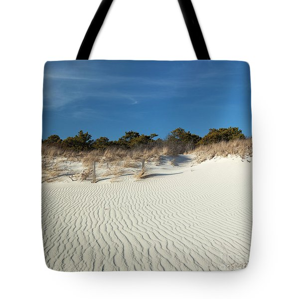 Tote Bag featuring the photograph Peaceful Cape Cod by Michelle Wiarda