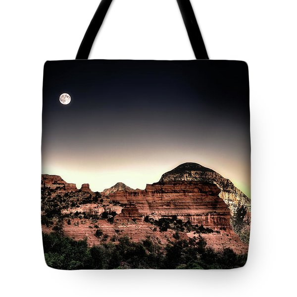 Peaceful Easy Feeling Tote Bag by Jim Hill