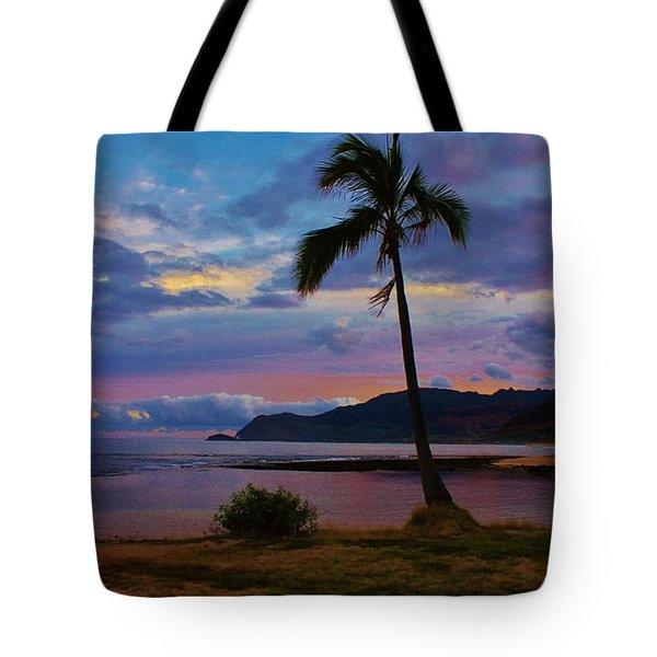 Peaceful Feeling Tote Bag