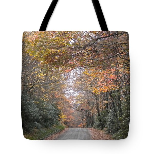 Tote Bag featuring the photograph Peaceful Journey Home by Diannah Lynch