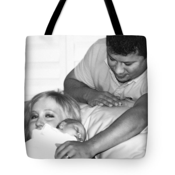 Peaceful Moment Tote Bag by Ellen O'Reilly