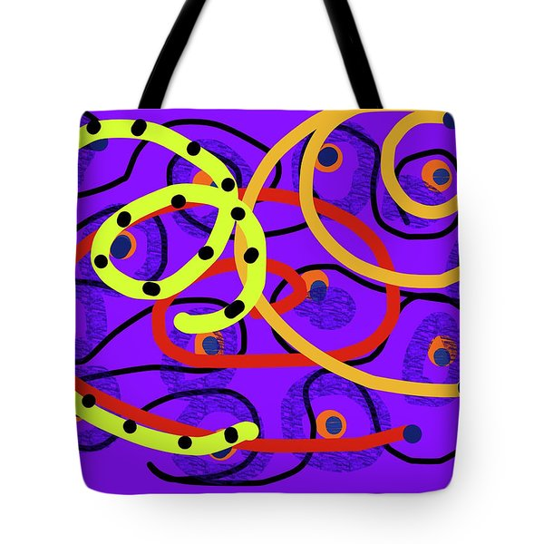 Peaceful Passion In Memories Tote Bag