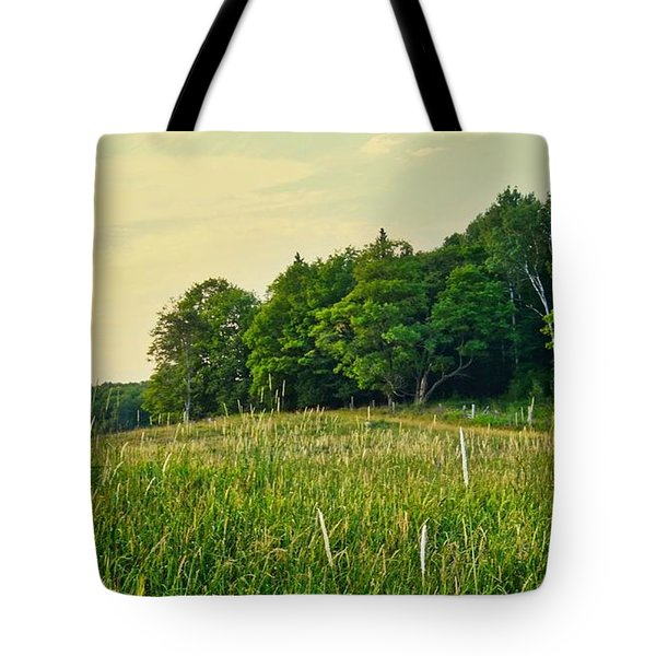 Peaceful Pastures Tote Bag