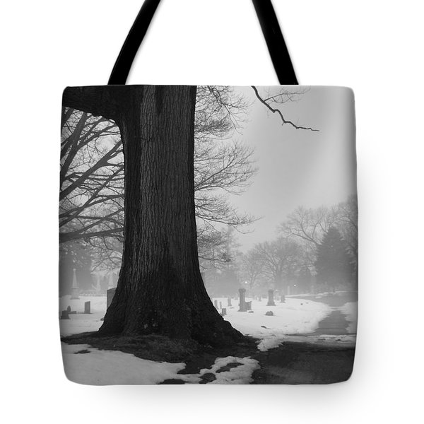 Peaceful Path Tote Bag