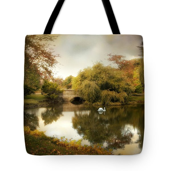 Peaceful Presence Tote Bag