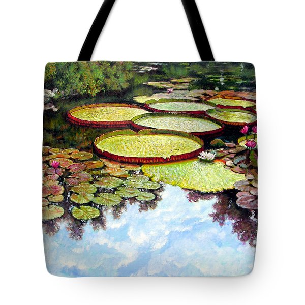 Peaceful Refuge Tote Bag