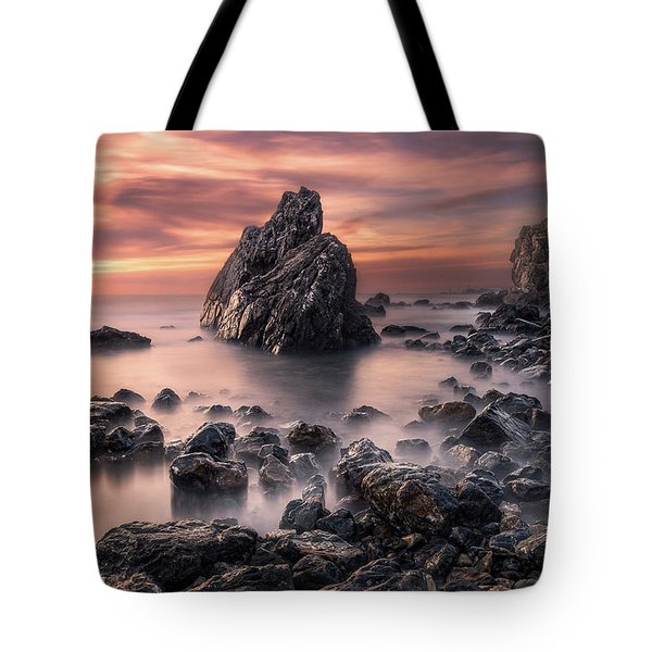 Peaceful Reign Tote Bag