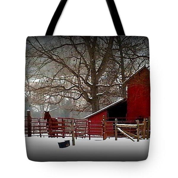 Peaceful Silence Tote Bag