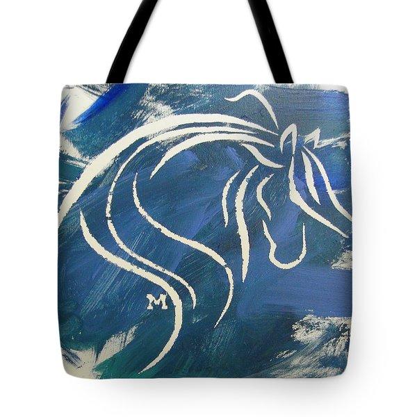 Peaceful Spirit Tote Bag