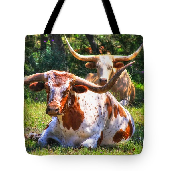 Peaceful Weapons Tote Bag