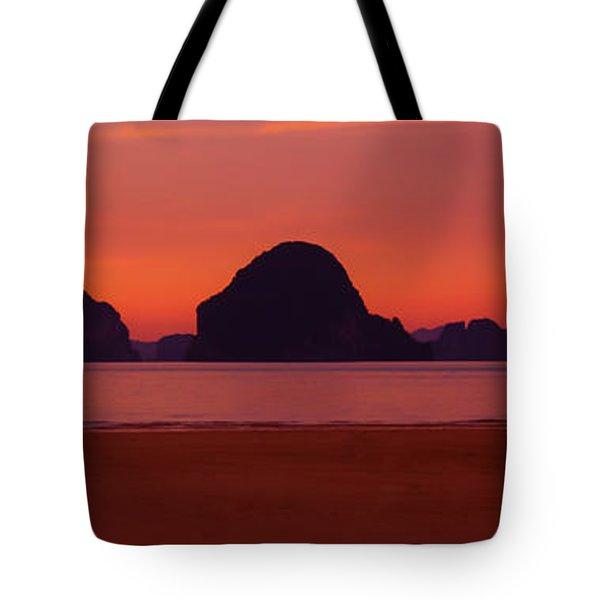Peaceful Work Enviroment Tote Bag