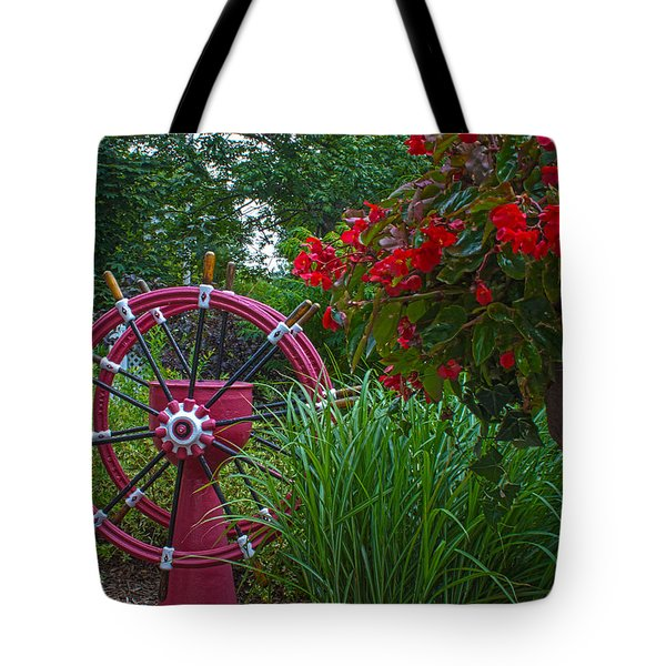 Peaceful World Tote Bag by Milena Ilieva