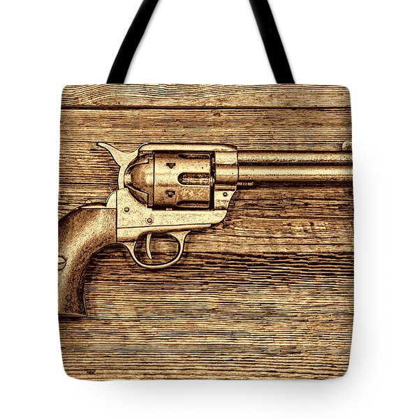 Peacemaker Tote Bag by American West Legend By Olivier Le Queinec
