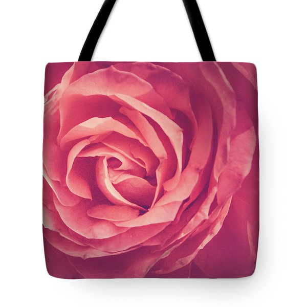 Blooms And Petals Tote Bag