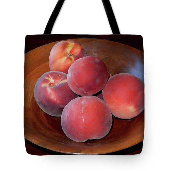 Peachykeen Tote Bag