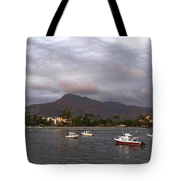 Peaceful Tote Bag by Jim Walls PhotoArtist