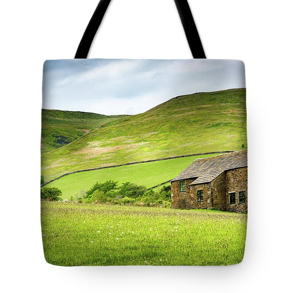 Peak Farm Tote Bag