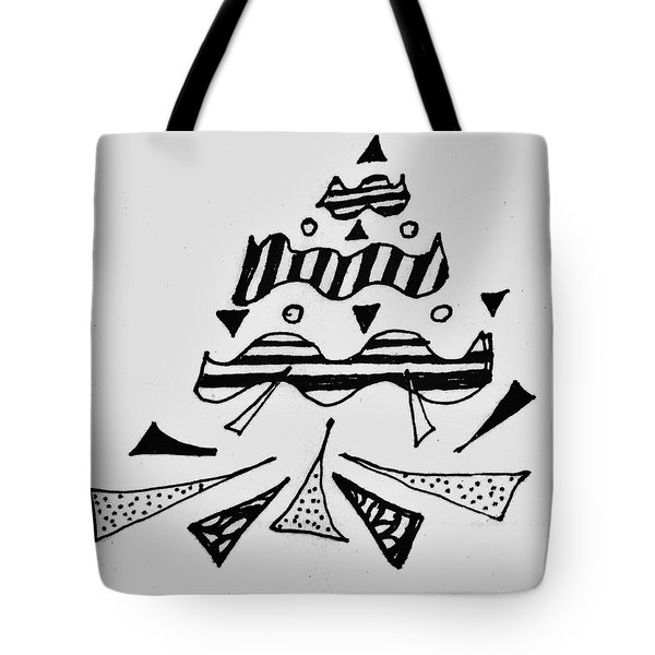 Peak Tote Bag by Martin Cline