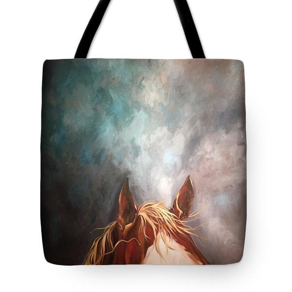 Peakabo  Tote Bag