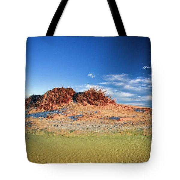 Peaks Of Jockey's Ridge Tote Bag