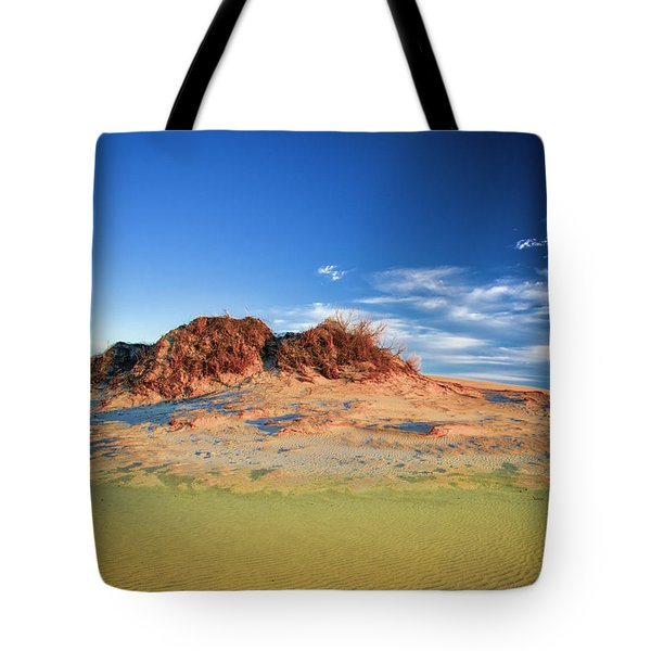 Peaks Of Jockey's Ridge Tote Bag