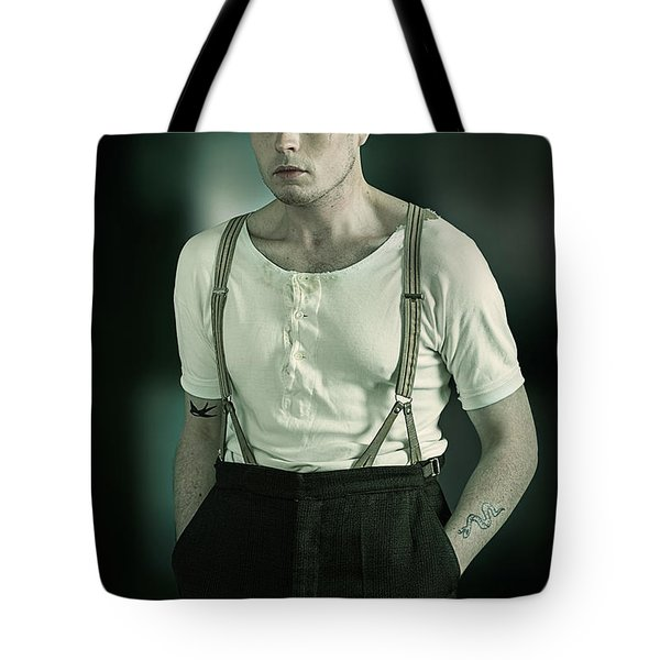 Peaky Blinder Tote Bag
