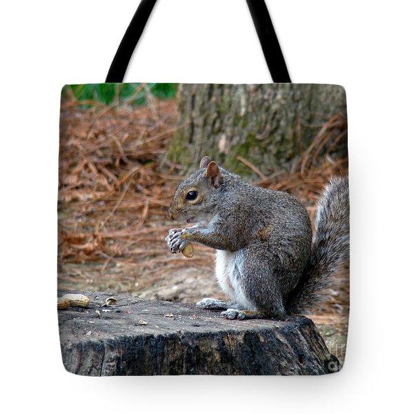 Peanut Feast Tote Bag