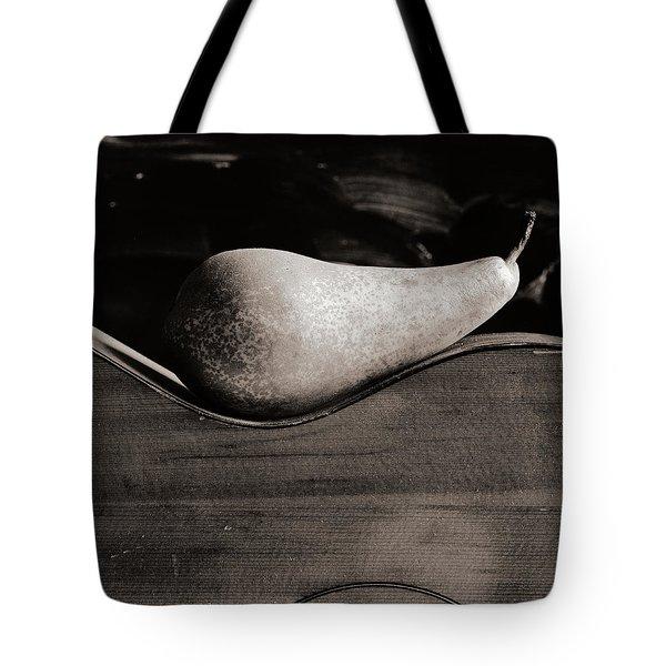 Pear #4745 Tote Bag