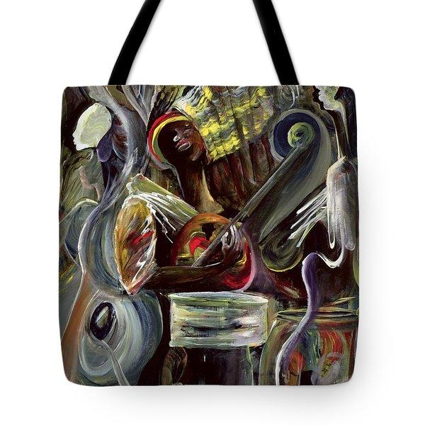 Pearl Jam Tote Bag