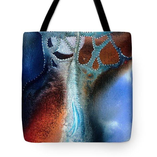 Pearl Of The Orient Tote Bag by Lee Pantas
