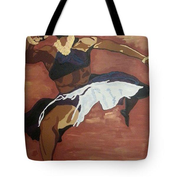 Pearl Primus Tote Bag