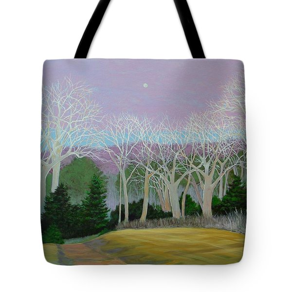 Pearlescence Tote Bag